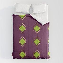 Cuadrados Comforters