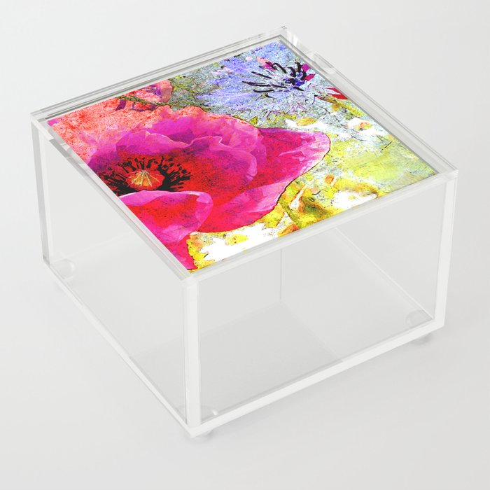 summer feelings II Acrylic Box