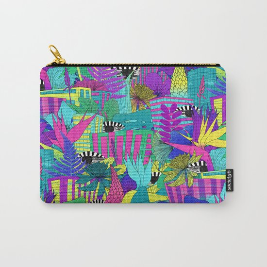 the city is a jungle Carry-All Pouch