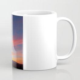 Longboard Silhouette Coffee Mug