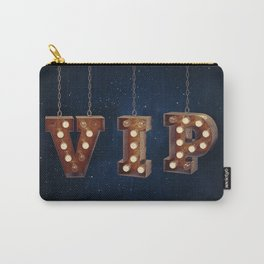 VIP - Very Important Person -  Wall-Art for Hotel-Rooms Carry-All Pouch