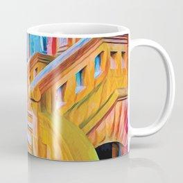 New York City Steps Coffee Mug