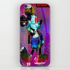 Mickey M. (1) iPhone & iPod Skin