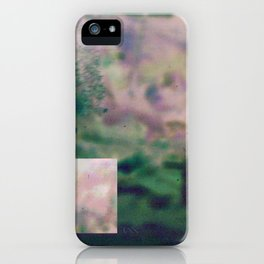 Experimental Photography#4 iPhone Case