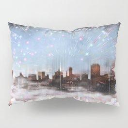Silvesternacht Pillow Sham