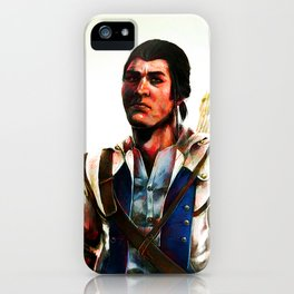 Kenway iPhone Case