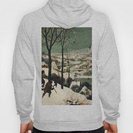 The Hunters in the Snow - Pieter Bruegel the Elder Hoody