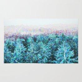 Tree Tops #society6 #buyart #decor Rug