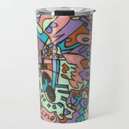 Tear My Heart Out (Orchid) Travel Mug