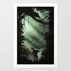 Sierra 117 Art Print