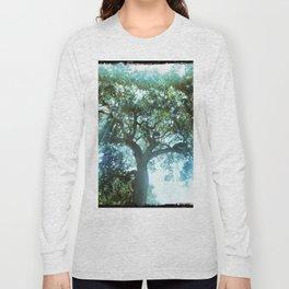 Ramona Oak Tree Long Sleeve T-shirt