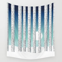 C13D Birch Wall Tapestry