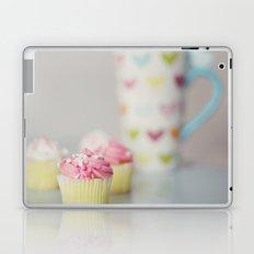 Coffee and Cupcakes Laptop & iPad Skin
