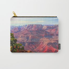 Grandview Grand Canyon by Amanda Martinson Carry-All Pouch