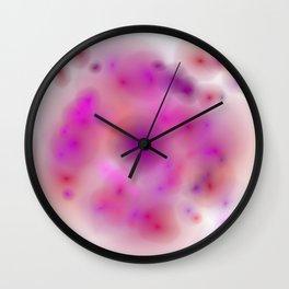 movement and stillness Wall Clock