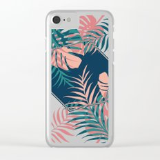 Tropical Dreams #society6 #decor #buyart Clear iPhone Case