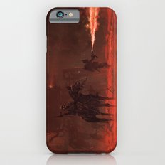 1920 - apocalypse day iPhone 6s Slim Case