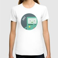 bmo T-shirts featuring BMO by gaps81