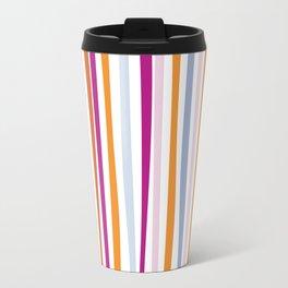Bamboo Stripes Travel Mug