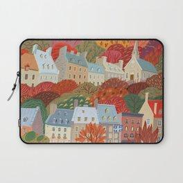 Québec City Laptop Sleeve