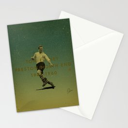 Preston North End - Finney Stationery Cards