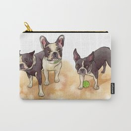 Bubba, Spanky & Figgy Carry-All Pouch