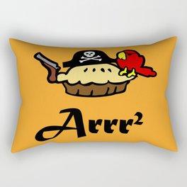 Pie Arrr Squared Rectangular Pillow