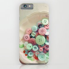 Bowl of Buttons Slim Case iPhone 6s