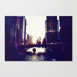 Chicago, United States Canvas Print