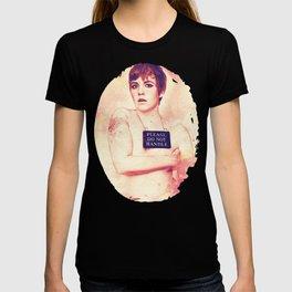Lena Dunham Splashes T-shirt