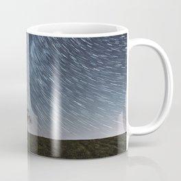 Trailing Stars Above Coffee Mug