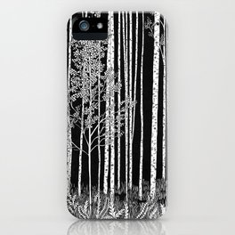 Ode to Ansel II iPhone Case