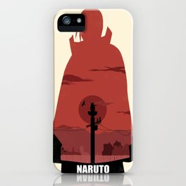 Naruto Shippuden - Itachi iPhone Case
