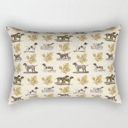 Pointers pattern Rectangular Pillow