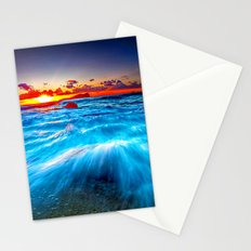 Hightech Sea |||I||| Stationery Cards