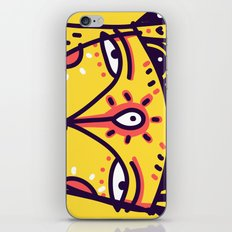 Mustard Queen iPhone & iPod Skin