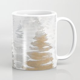 Watercolor Pine Trees 3 Coffee Mug