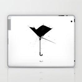 FIG.1: BROKEN UMBRELLA Laptop & iPad Skin