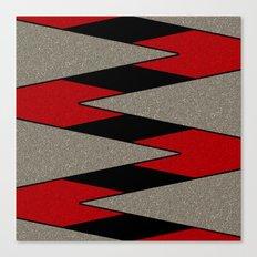 Triangulation 3 Canvas Print