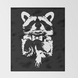 Classy Critter Throw Blanket