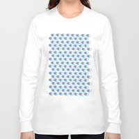pills Long Sleeve T-shirts featuring Pills by machiavellianne