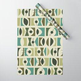 Tromen - Green Wrapping Paper