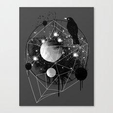 Cruel and Beautiful World Canvas Print