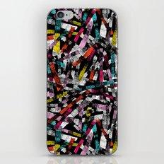 Mack the knife iPhone & iPod Skin
