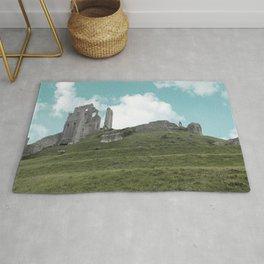 Corfe Castle Dorset England Rug
