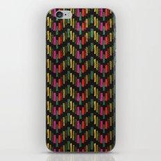 Block Chevron iPhone & iPod Skin