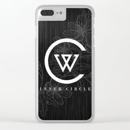 WINNER INNER CIRCLE Clear iPhone Case