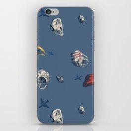 City Sky - Detritus iPhone Skin