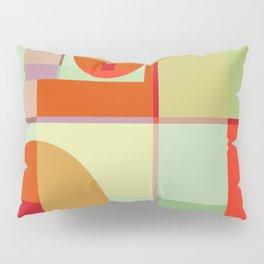Sunset Quilt Pillow Sham
