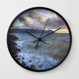 West Shore Wall Clock